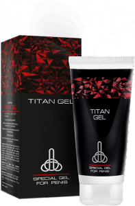 titan gel czech republic